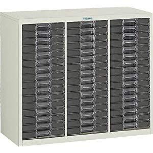 カタログケース 浅型3列16段 885X400XH700 トラスコ LB3C16