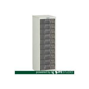 カタログケース 深型1列10段 295X360XH880 トラスコ A1C10