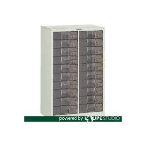 カタログケース 深型2列10段 600X400XH880 トラスコ B2C10