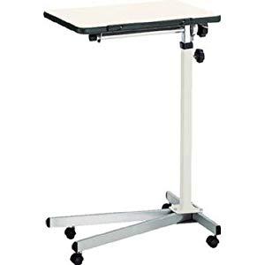 ミニテーブル立ち作業用ハイタイプ 500X350X740~1040 トラスコ MT-500H