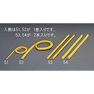 『4年保証』 DIY工具用品 作業工具 作業工具その他 18x25mm 2m EA983FE-52 クッションガード 挟み込型 黄 エスコ セール 特集