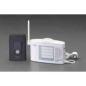 ワイヤレス発信器(設置用) エスコ EA864CF-31