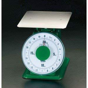 50kg(200g) 上皿はかり エスコ EA715AB-50