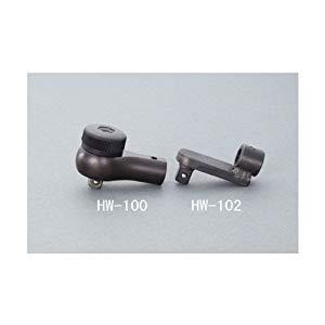 1/4DR ラチェットヘッド (EA723HV-1.-2用) エスコ EA723HW-100