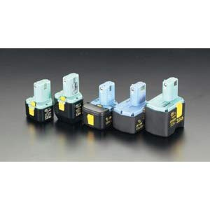 12V 交換用バッテリー(ニッケル水素電池) エスコ EA813HD-5