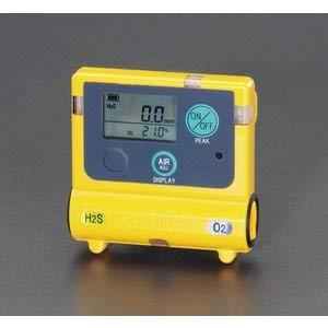 酸素 EA733B-10・硫化水素濃度計 エスコ エスコ EA733B-10, 芦川村:698380ee --- officewill.xsrv.jp