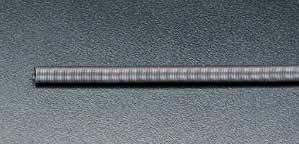 21x4.0mm/1.0m 引きスプリング エスコ EA952SA-212