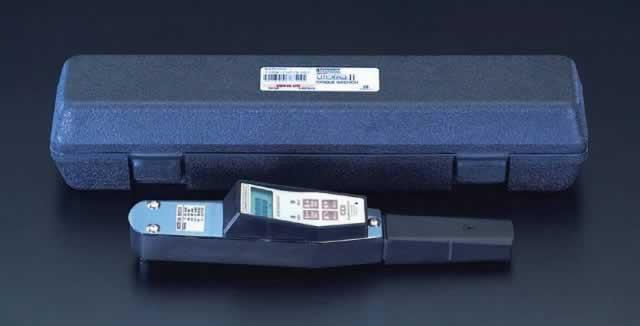 68-677dN・m/3/8DR [デジタル]トルクレンチ エスコ EA723KG-3