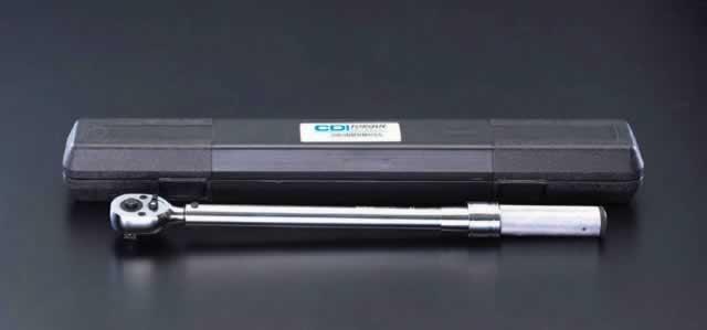 150-800N・m/3/4DR [ラチェット式]トルクレンチ エスコ EA723KL-5