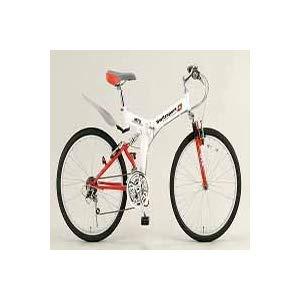 26インチ 折畳み式自転車 エスコ EA986Y-31A