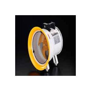 AC100V/400W/400mm ダクトファン(低騒音) エスコ EA897K-8A