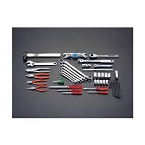 [48個組] 工具セット エスコ EA612CA-2