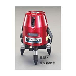 レーザー墨出し器(三脚・受光器セット) エスコ EA780T-12S