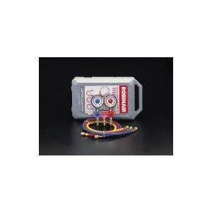 [R410A] マニホールドキット エスコ EA101TE