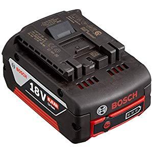 リチウムイオンバッテリー 18V・6.0AH ボッシュ No.A1860LIB