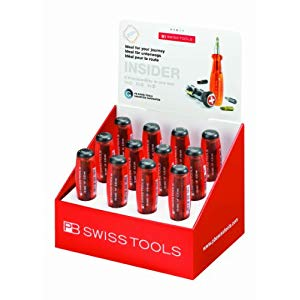 DIY工具用品 作業工具 ドライバー インサイダーディスプレイスタンドセット PB 6460POS