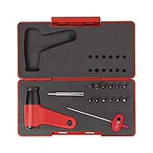 DIY工具用品 作業工具 ドライバー デジタルトルクハンドルセット PB 8325SET-B1
