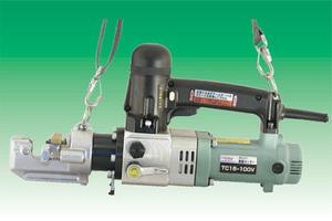 電動油圧式鉄筋カッター アーム TC16-100V