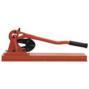 DIY工具用品 作業工具 作業工具その他 ボルトクリッパー ベンチタイプ 600mm アーム HA-600BB