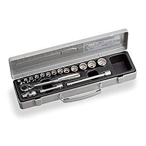 ソケットレンチセット 17点 9.5mm トネ 1560M