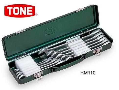 ラチェットメガネレンチ トネ RM110