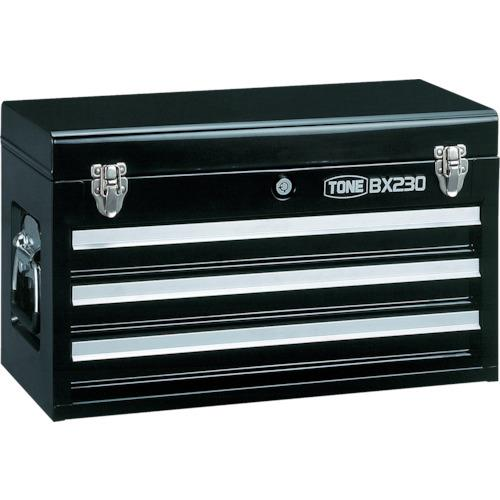 ツールボックス(ブラック) トネ BX230BK