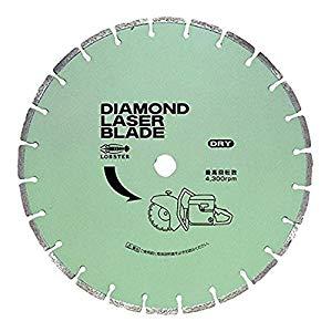 ダイヤモンドレーザーブレード 355mm 穴径30.5 ロブテックス SLK14305