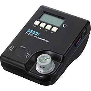 ハンダゴテ温度計(校正証明書付) ホーザン H-769-TA