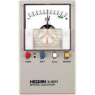 静電気チェッカー ホーザン Z-201-TA