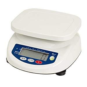 デジタル 上皿 はかり 3kg シンワ測定 No.70104