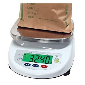 デジタル上皿はかり 6kg 取引証明用 シンワ測定 No.70192