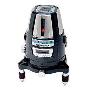 レーザー墨出し器 レーザーロボ Neo BRIGHT21P シンワ測定 No.77355