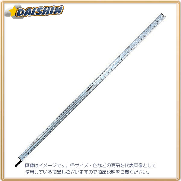 丸ノコガイド定規 Iクランプ ワンタッチ 2m シンワ測定 No.77823