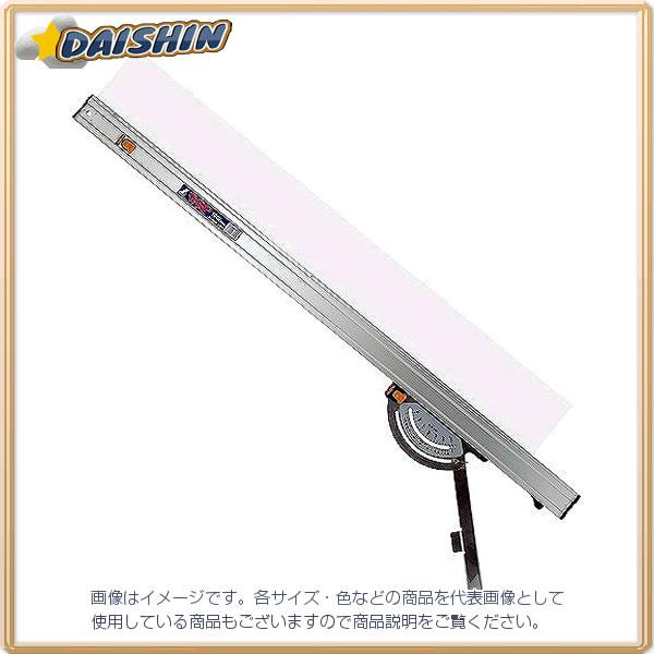 丸ノコガイド定規 フリーアングル ワンタッチ 1m シンワ測定 No.78450