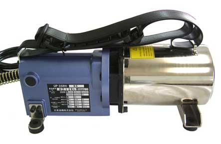 電動ポンプ ホース2m付き 西田製作所 NC-E700C
