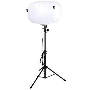 バルーン型投光器 100W イチネンミツトモ TK-BL100W