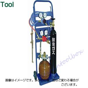 ガス 溶断機 ガスタンクミニ スター電器 500SSZ