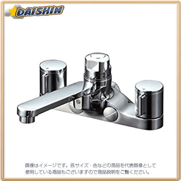 デッキ定量2ハンドル混合栓 KVK KM296GT
