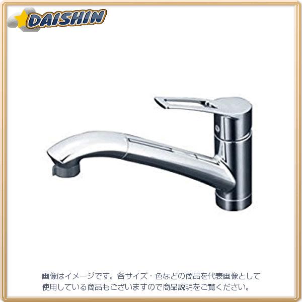 寒 流し台シャワー混合栓 KVK KM5031ZT