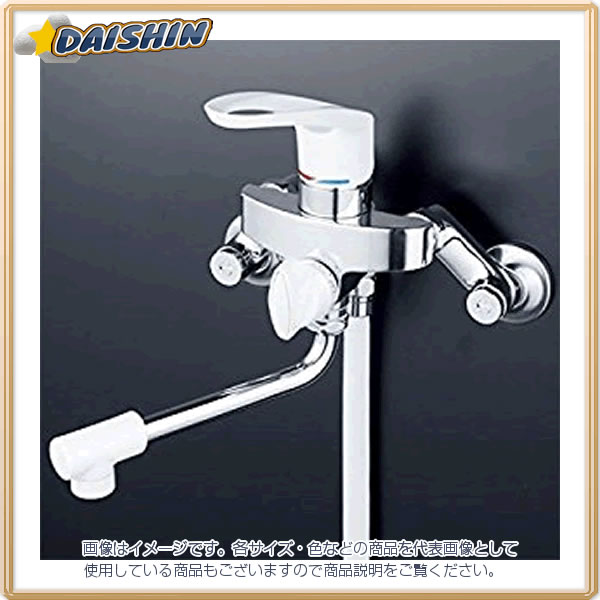 寒 シングルシャワー KVK KF5000W