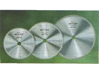 スカイカットアルミ用305×2.8×25.4×80 ハウスBM AL-30580