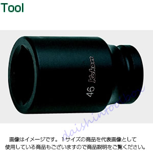 1(25.4mm)インパクト6角ディープソケット 2.1/16 コーケン 18300A-2.1/16