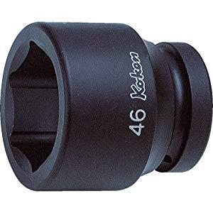 1(25.4mm)インパクト6角ソケット 75mm コーケン 18400M-75