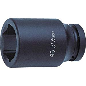 1(25.4mm)インパクト6角ディープソケット 65mm コーケン 18300M-65