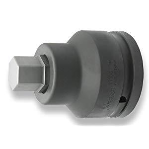 1.1/2(38.1mm)インパクトヘックスビットソケット 27mm コーケン 17108.32-27