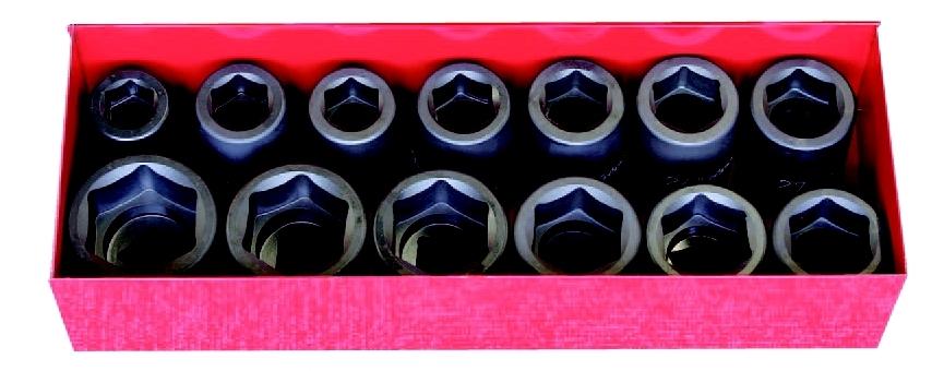 3/4(19mm)インパクト6角ソケットセット 11ヶ組 コーケン 16201A