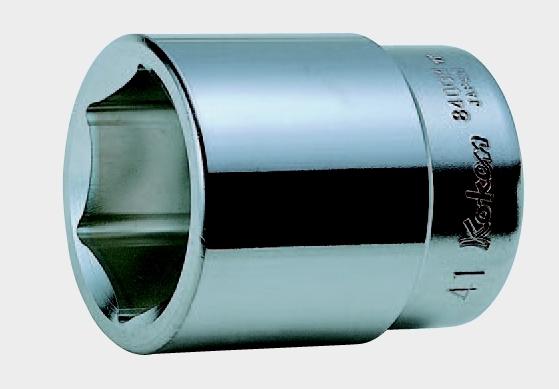 1(25.4mm)6角ソケット 63mm コーケン 8400M-63