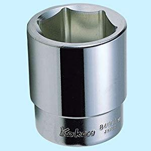 1(25.4mm)6角ソケット 58mm コーケン 8400M-58