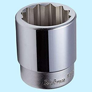 1(25.4mm)12角ソケット 67mm コーケン 8405M-67
