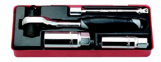 3/8(9.5mm)トルクラチェットセット 4ヶ組 コーケン 3225A